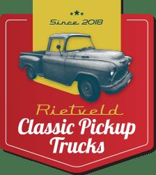 Rietveld Classic Pickup Trucks